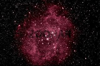 Rosettennebel - Rosette Nebula -