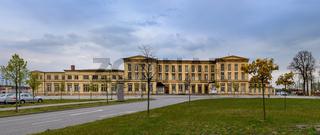 Unter Denkmalschutz: Der historische Bahnhof von Wittenberge