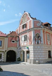 Winzerhaus, Weissenkirchen