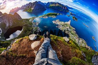 Lofoten archipelago