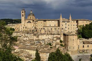 Castle Urbino Italy