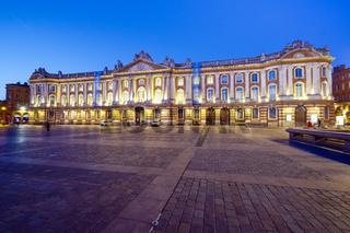 Rathaus Kapitol, Toulouse, Frankreich
