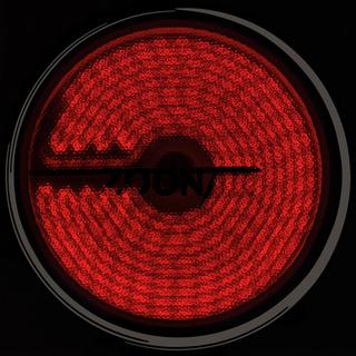 IR Oven plate
