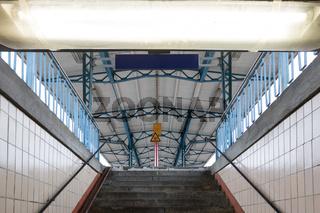 Modernisierung Bahnhof Neubrandenburg