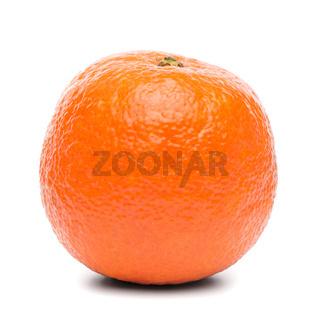 Ripe tangerine or mandarin