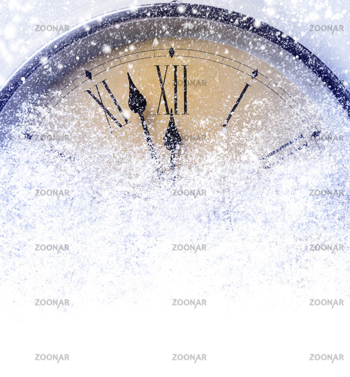 Countdown to midnight