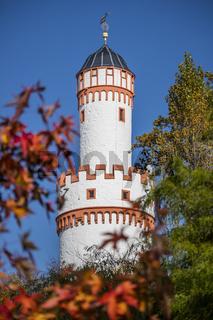 Weißer Turm, Schloss Bad Homburg, Bad Homburg vor der Höhe, Deutschland