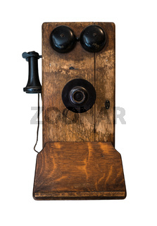 Vintage Wall Telephone
