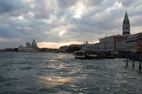in love with Venice