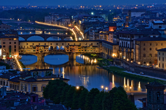 Florenz- Ponte Vecchio