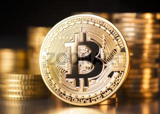 Digitale Währung Bitcoin