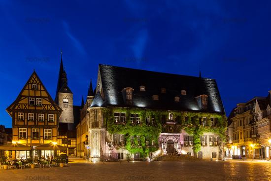 Weltkulturerbe Quedlinburg Harz