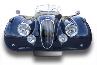 Oldtimer, 'Jaguar XK 120' - Oldtimer, 'Jaguar XK 120'