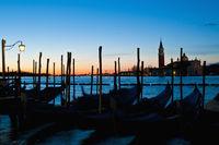 San Giorgio Maggiore church located at Venice, Italy