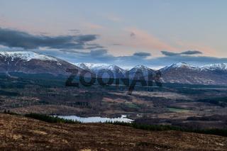 Sunset Scotland
