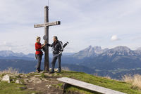 Gipfelkreuz Gassel höhe