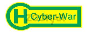 Haltestelle Cyber-War