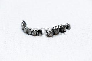 Metallgerüst Zahnkronen