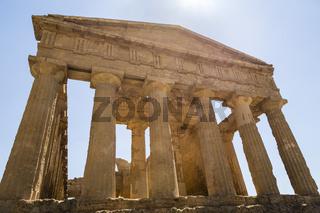 Concordiatempel, Agrigent, Sizilien, Temple of Concordia, Agrigento, Sicily