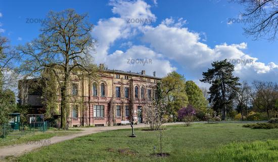 Ehemaliges Herrenhaus Späth in Berlin-Baumschulenweg