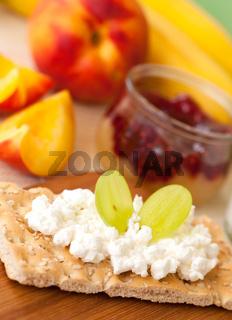 gesundes Frühstück / healthy breakfast