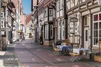 Impressionen von der Altstadt in Hameln
