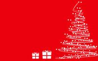 Weihnachtsbaum mit Geschenken
