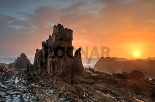 Bermagui South Coast sunrise