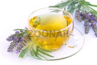 Tee Lavendel