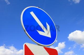 Strassenschild/street sign