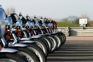 Motorräder Triumph Thruxton 900