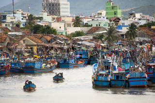 Hafen - Nha Trang, Vietnam
