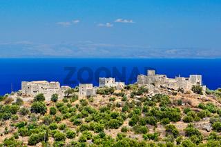 Speira in Mani, Greece