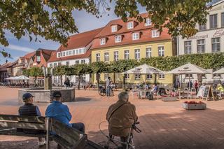 Marktplatz Barth