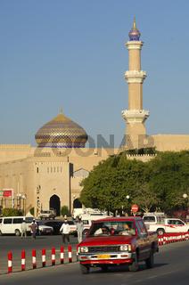 In Nizwa, Sultanat Oman