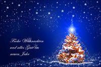 weihnachtliche Nacht