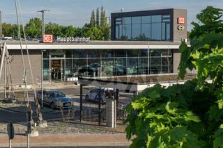 Grüner Bahnhof Lutherstadt Wittenberg
