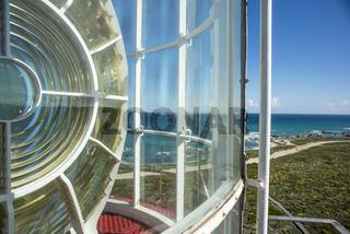 Light of a Lighthouse