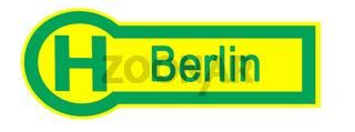 Haltestelle Berlin
