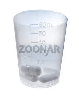 Measuring Cup Medicine