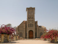 Erbeben Schaden an Kirche