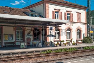 Bahnhof Hausach