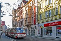 Trolleybus in Usti nad Labem (Tschechien)