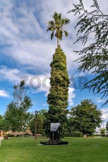 Vietnam-Memorial im Stadtpark von Wagga Wagga