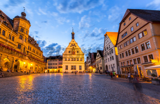 Rothenburg City hall