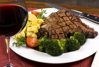 Porterhouse Steak 001