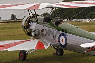 UK Shuttleworth Collection Avro Tutor