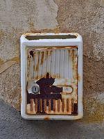 alter Briefkasten