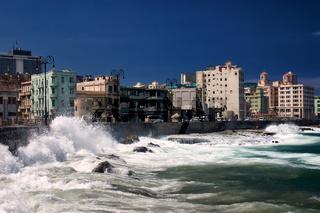 El Malecón, Cuba