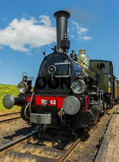 Steam Train Enkhuizen
